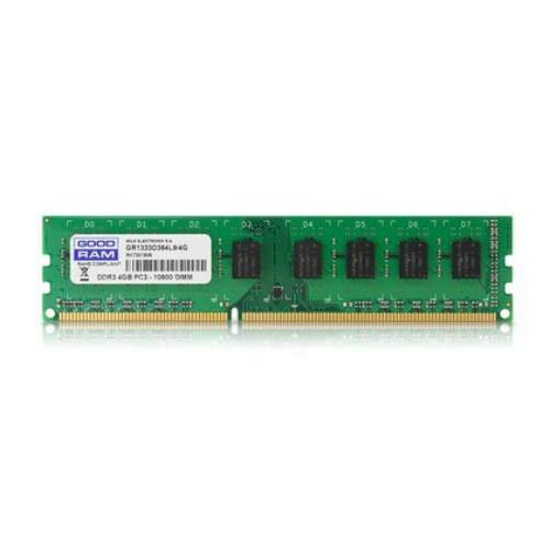 GOODRAM Memória DDR3 4GB 1333MHz CL9 SR DIMM