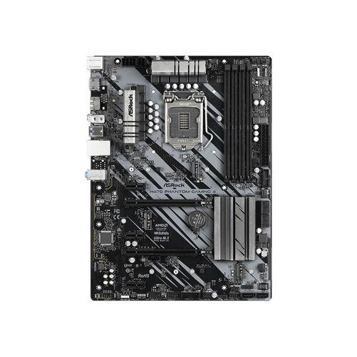 Asrock H470 PHANTOM GAMING 4 desktop alaplap ATX
