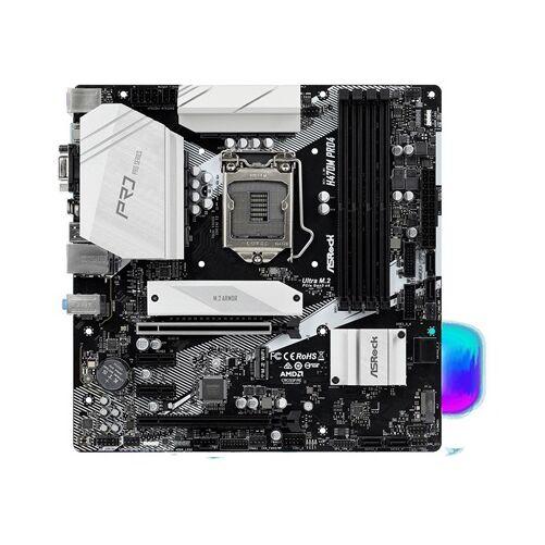 Asrock H470M PRO4 desktop alaplap microATX
