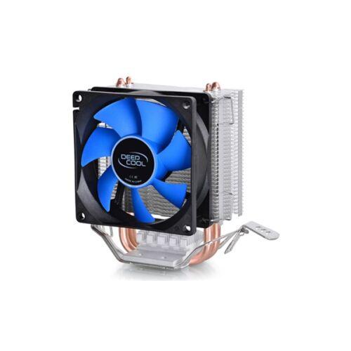 DeepCool CPU Cooler - ICE EDGE MINI FS V2.0 (25dB; max. 47,57 m3/h; 3pin csatlakozó; 2 db heatpipe, 8cm)