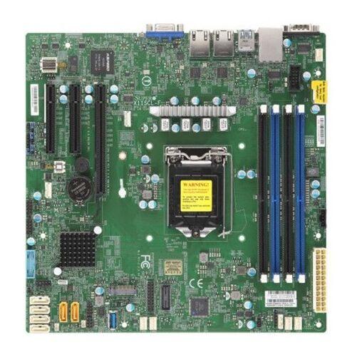 Supermicro X11SCL-F-B szerver alaplap