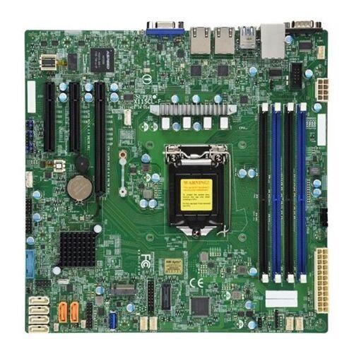 Supermicro MBD-X11SCL-F szerver alaplap microATX