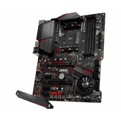 MSI Alaplap AM4 MPG X570 GAMING PLUS AMD X570, ATX