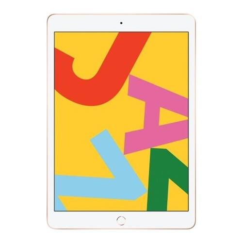 "Apple 10.2"" iPad 7 (2019) 32GB Wi-Fi + Cellular (arany)"