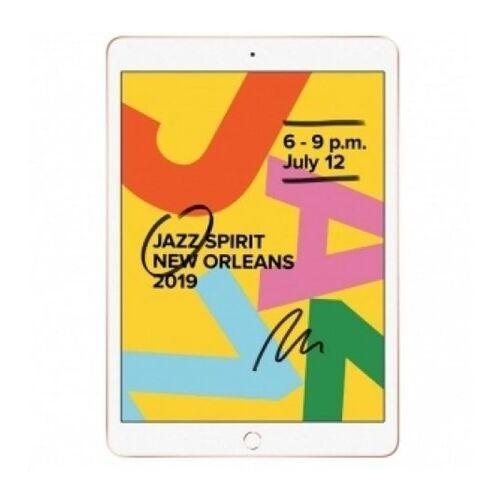 """Apple 10.2"""" iPad 7 (2019) 128GB Wi-Fi + Cellular (arany)"""