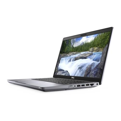Dell Latitude 5411 notebook fekete