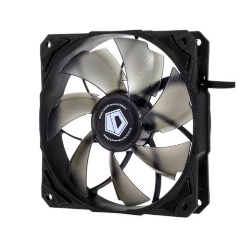 ID-Cooling Cooler 12cm - NO-12025-SD (27,5dB, max. 101,94 m3/h, 3pin csatlakozó)
