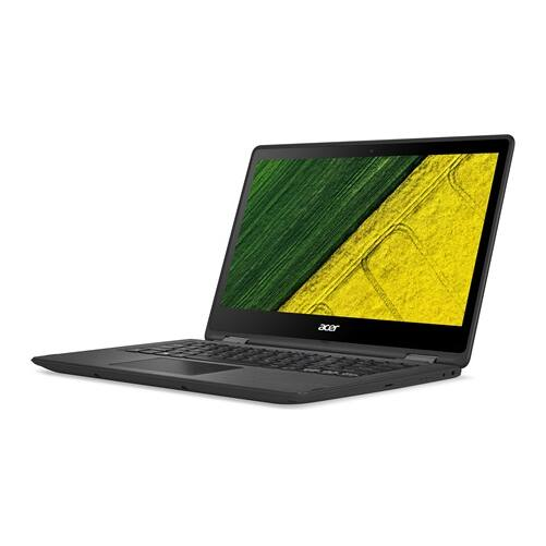 "Acer Spin 5 SP513-54N-70RR 13,5"" IPS/Intel Core I7-1065G7/8GB/512GB/Int. VGA/Win10/szürke laptop"