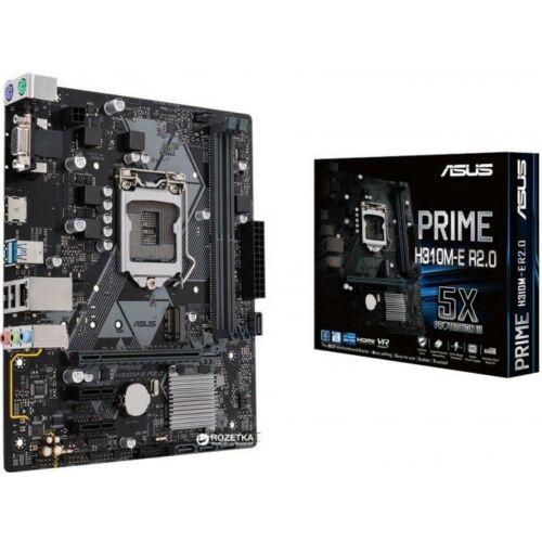 Asus PRIME H310M-E R2.0 desktop alaplap microATX