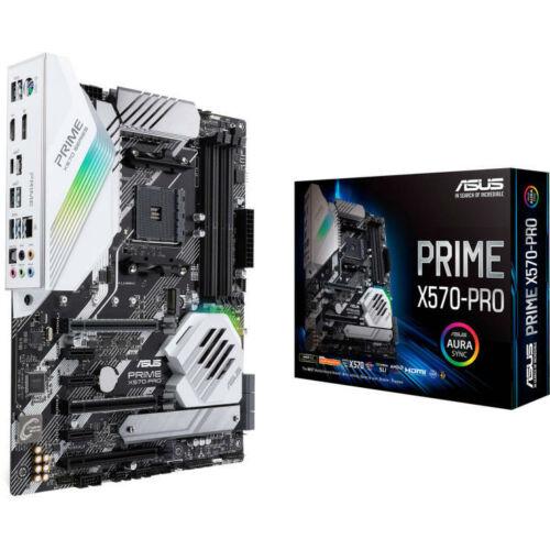ASUS Alaplap AM4 PRIME X570-PRO AMD X570, ATX