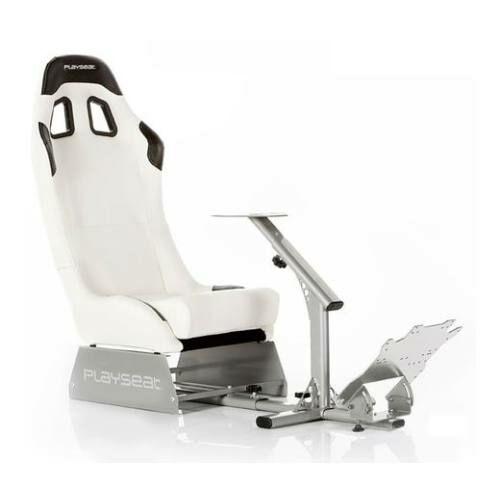 Playseat® Evolution White (Tartó konzolok: kormány,pedál, összecsukható, fehér) REM.00006 játékülés fehér