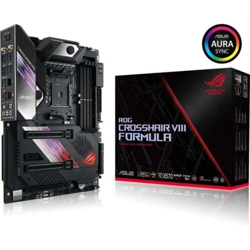 ASUS Alaplap AM4 ROG CROSSHAIR VIII FORMULA AMD X570, ATX