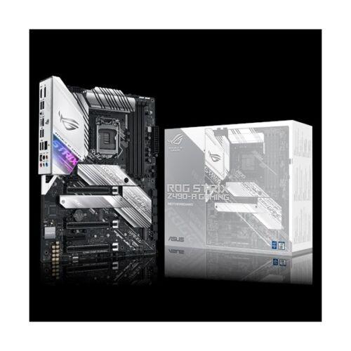 ASUS Alaplap S1200 ROG STRIX Z490-A GAMING INTEL Z490, ATX