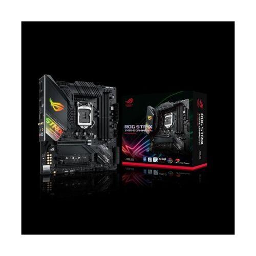 Asus ROG STRIX Z490-G GAMING (WI-FI) desktop alaplap microATX
