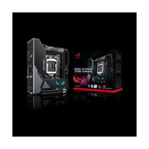 Asus ROG STRIX Z490-I GAMING desktop alaplap Mini-ITX