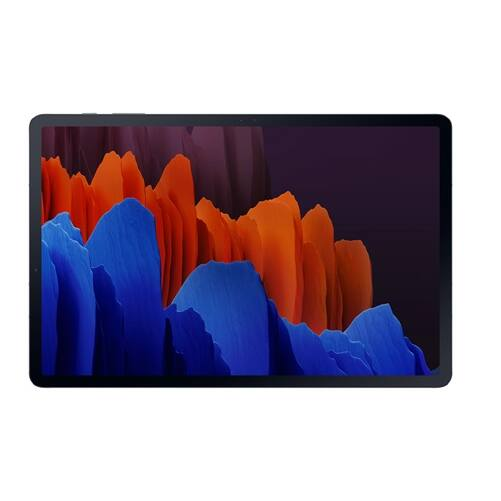"Samsung Galaxy Tab S7+ 12.4"" 128GB 4G/LTE 5G tablet fekete (Mystic Black)"