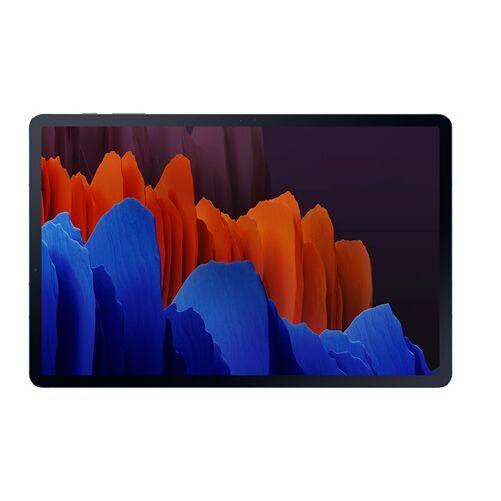 "SAMSUNG Tablet Galaxy Tab S7+ 5G 12,4"" 128GB, S Pen, Misztikus Fekete"