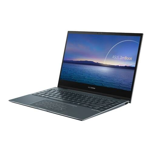 "ASUS ZenBook Flip UX363JA-EM011T 13,3"" FHD/Intel Core i7-1065G7/16GB/512GB/Int. VGA/Win10/szürke laptop"