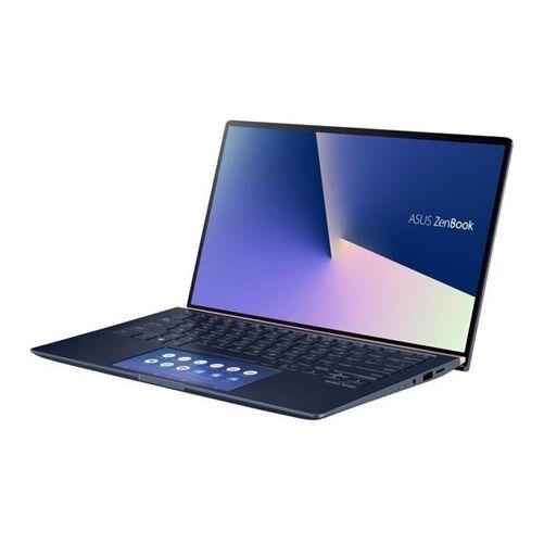 """ASUS ZenBook UX434FLC-A6517T 14"""" FHD/Intel Core i5-10210U/16GB/256GB/MX250 2GB/Win10/kék laptop"""