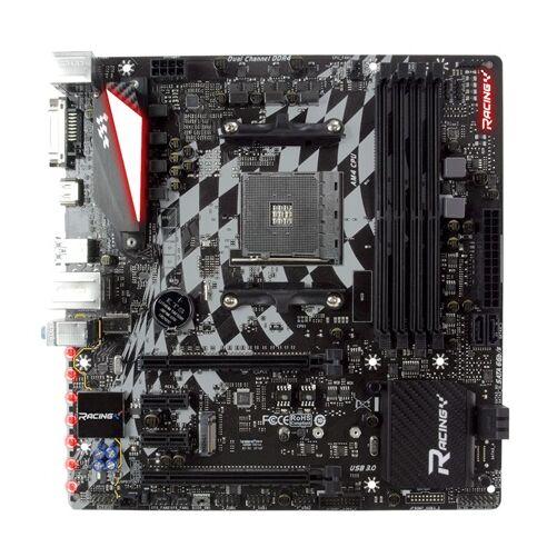 Biostar X470GTQ desktop alaplap microATX
