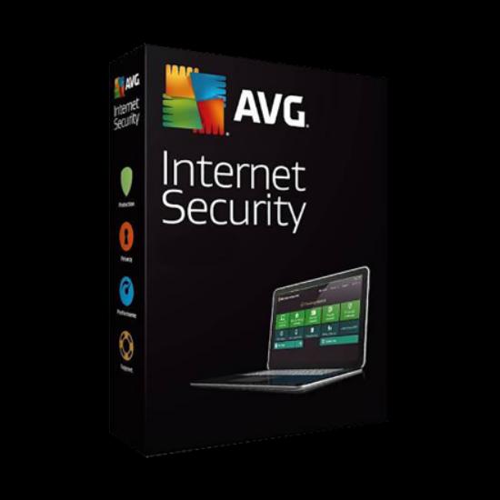AVG Internet Security – 2 évre