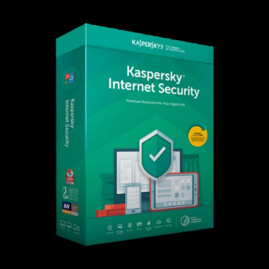 Kaspersky Internet Security – 1 évre, 1 eszközre