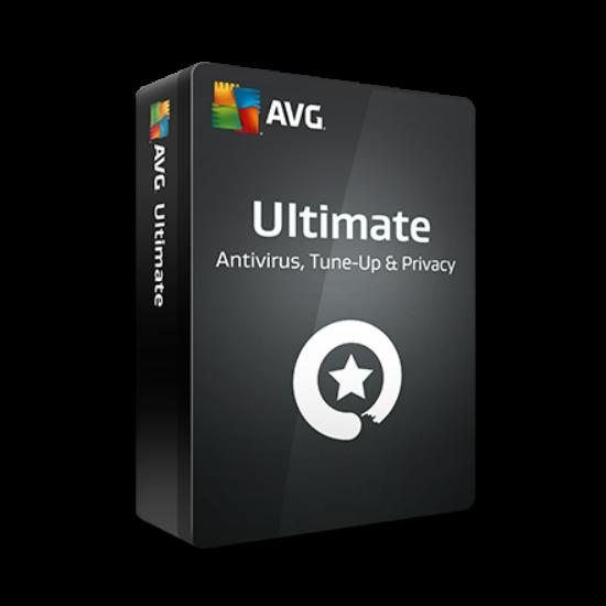 AVG Ultimate – 1 évre