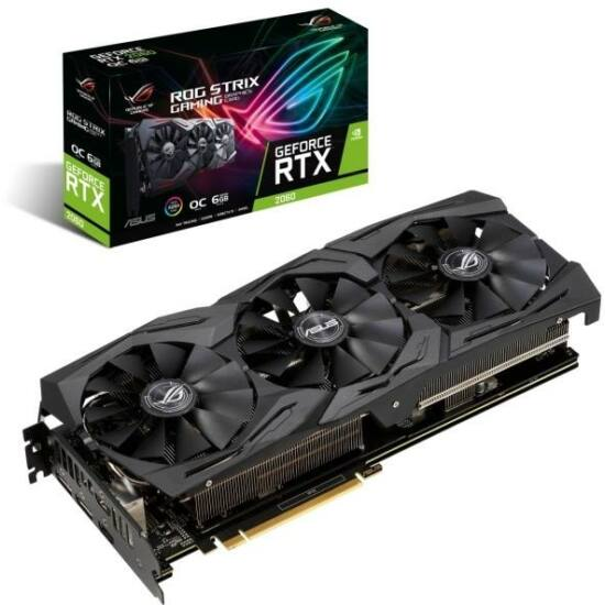 ASUS GeForce RTX 2060 ROG STRIX OC 6GB GDDR6