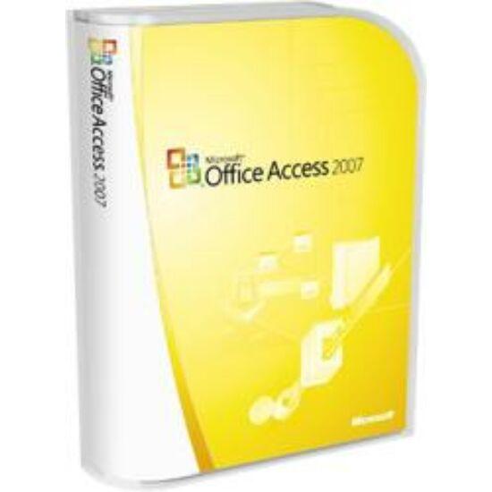 MicrosoftAccess 2007
