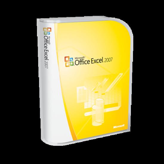 MicrosoftExcel 2007