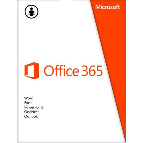 Microsoft Office 365 Personal 32/64bit HUN (1 User/1 Year)