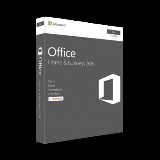 MicrosoftOffice 2016 Home & Business for Mac