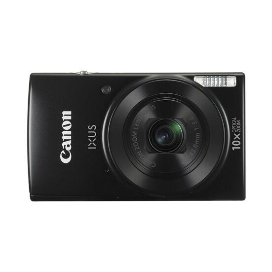 Canon 190 Essential kit digitális fényképezőgép fekete