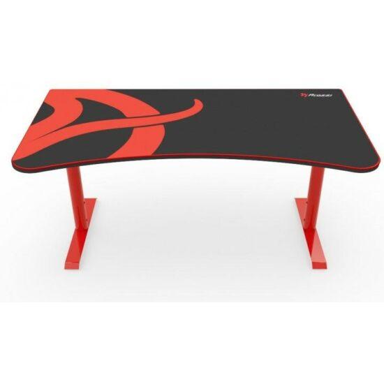 Arozzi Arena gamer asztal fekete-piros