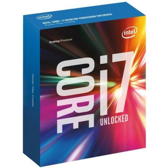 Intel Core i7 6700 LGA1151_G6 BOX processzor