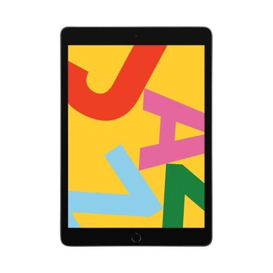 """Apple 10.2"""" iPad 7 (2019) 32GB Wi-Fi (asztroszürke)"""