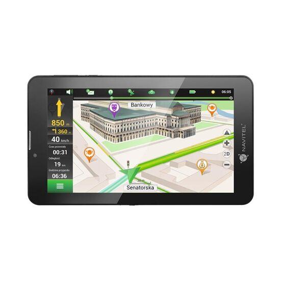 """Navitel T700 3G 7"""" 16GB 3G/HSPA Dual SIM tablet fekete"""