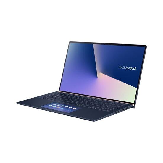 "ASUS NB ZenBook UX534FAC-A9084T 15,6"" FHD, i7-10510U (4,9GHz), 16GB, 512GB M.2, INT, WIN10, Kék"
