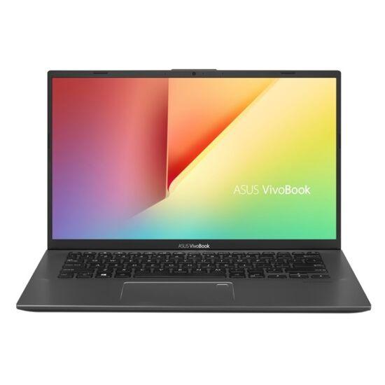 """Asus Notebook - X412FA-EB889TC (14,0"""" FHD, i3-8145U, 4GB, 128GB SSD, Integrált UHD620, 3 cell, Win10, Fekete)"""